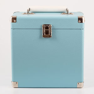 GPO Retro Vinyl Cases Vinyl Case 7inch Blue