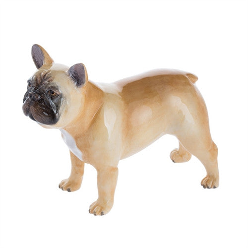 John Beswick Dogs French Bulldog Fawn (9cm)