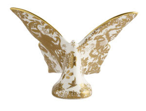 Royal Crown Derby Aves Gold Butterfly