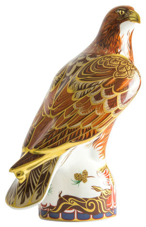 Royal Crown Derby Golden Eagle - Limited Edition 750