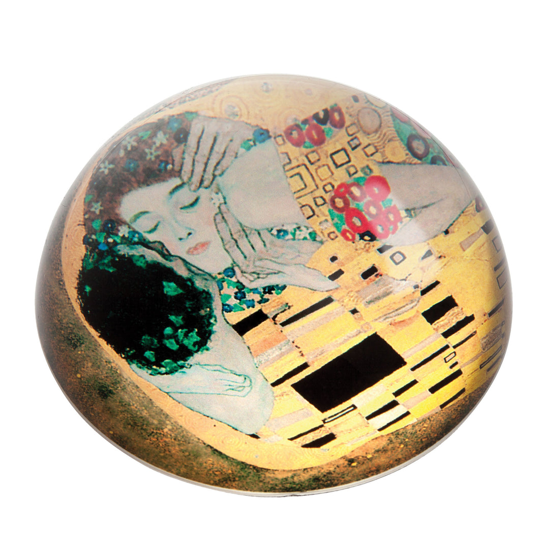 John Beswick Vases Klimt Paperweight - The Kiss