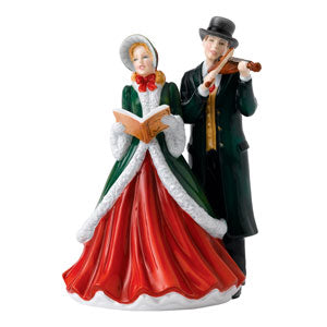 Royal Doulton Christmas 2017 Hark the Herald Angels - SOLD OUT