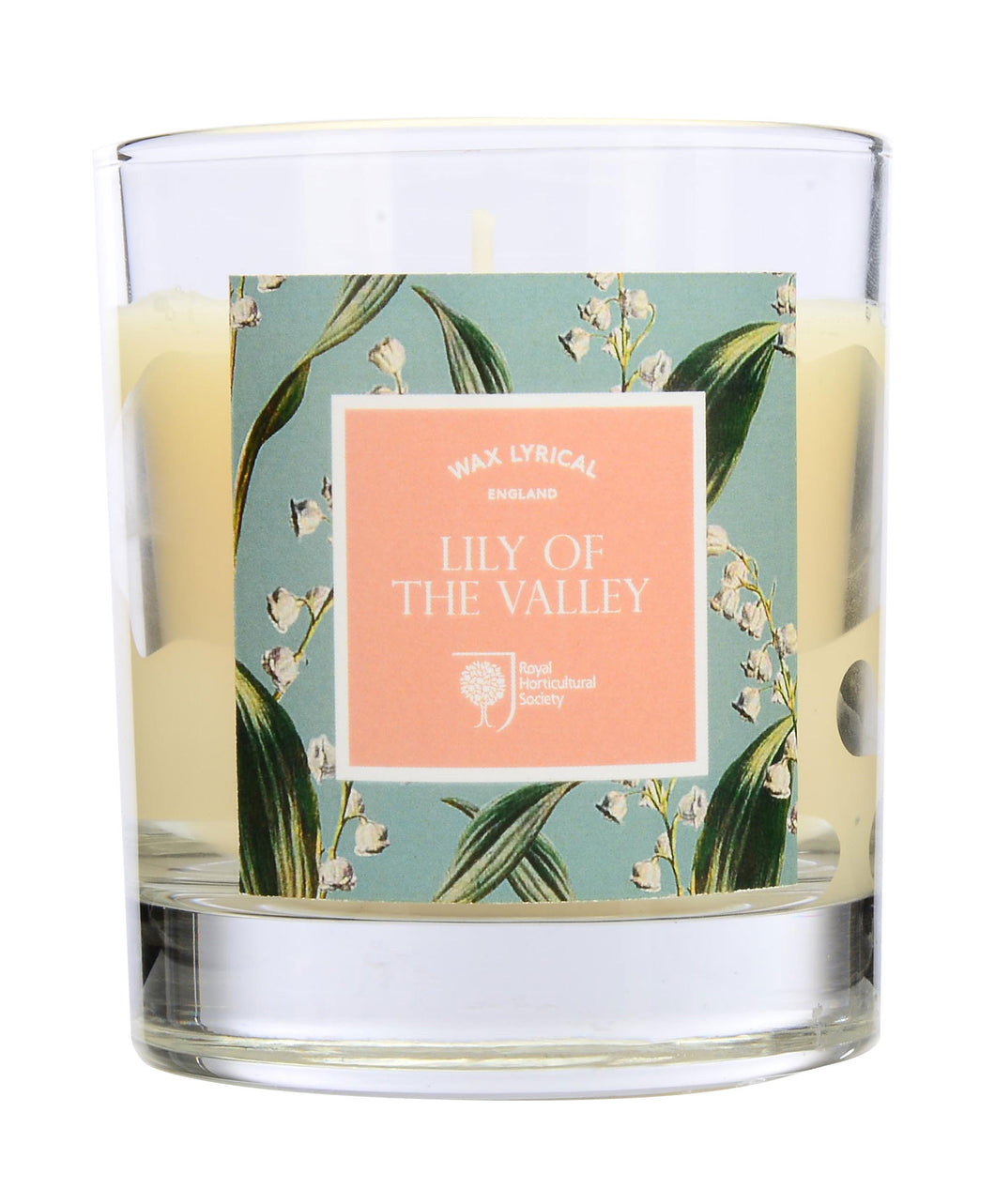 Wax Lyrical RHS Fragrant Garden Fragranced Candle Lily of the Valley - LAST FEW AVAILABLE!