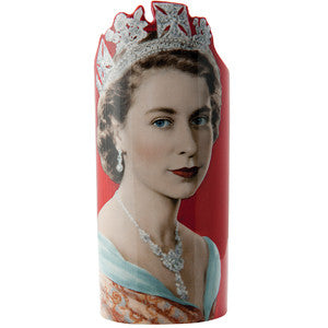 John Beswick Coronation Queen Elizabeth II Coronation Vase - LAST FEW AVAILABLE!