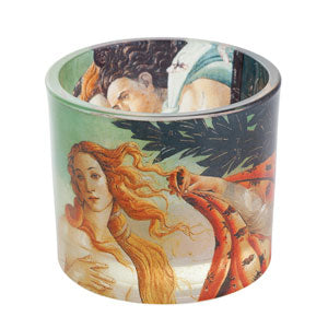 John Beswick Vases Botticelli Tealight - Birth of Venus