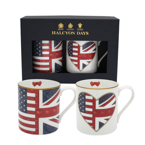 Halcyon Days A Very Special Relationship - Mug Set x 2