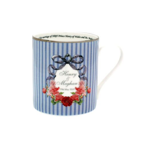 Halcyon Days Wedding Ribbons - Mug