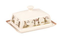 Churchill Butter Dish