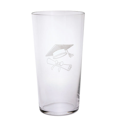 Dartington Sports & Occasions Graduation Pint Glass