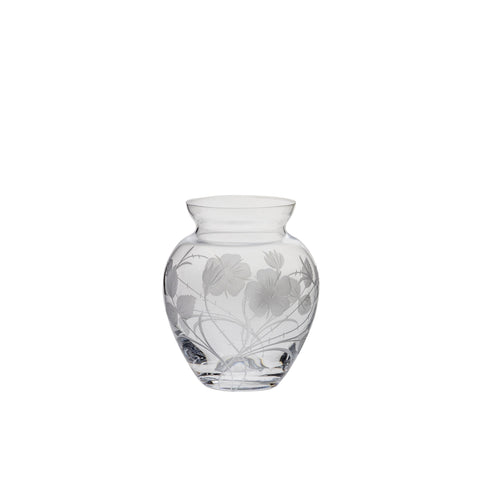 Royal Scot Crystal Small Posy Vase