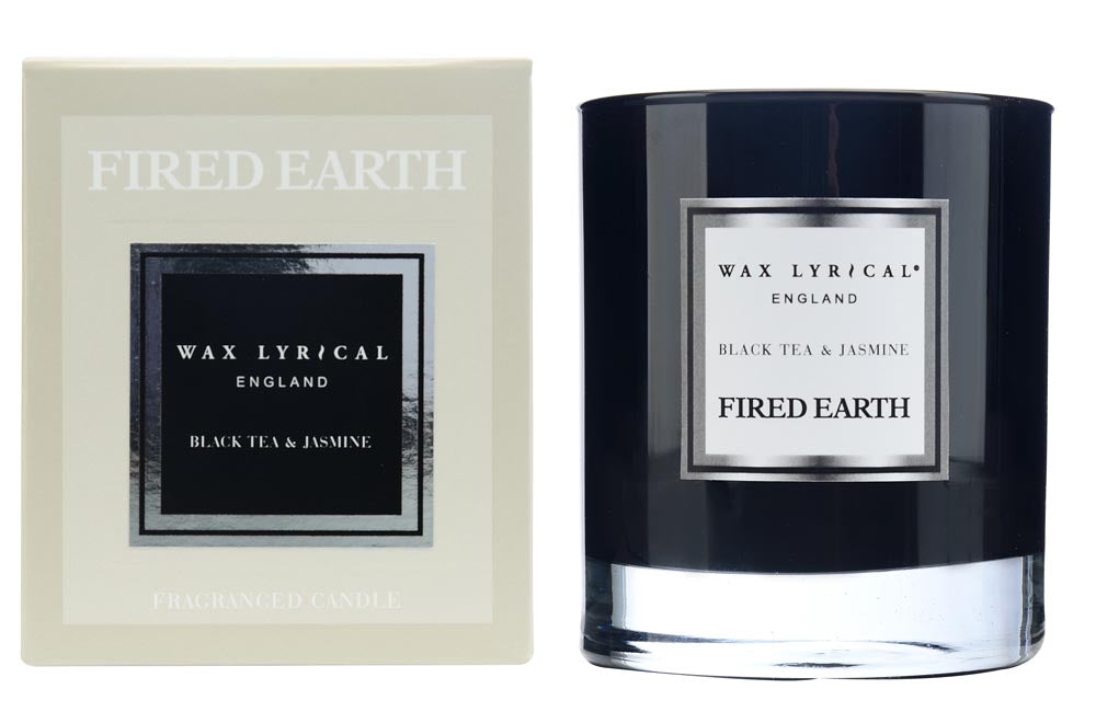 Wax Lyrical WAX FILL Fragranced Candle BLACK TEA & JASMINE