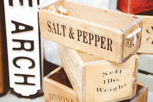 Arthur Price Heart Salt & Pepper Pots - SOLD OUT