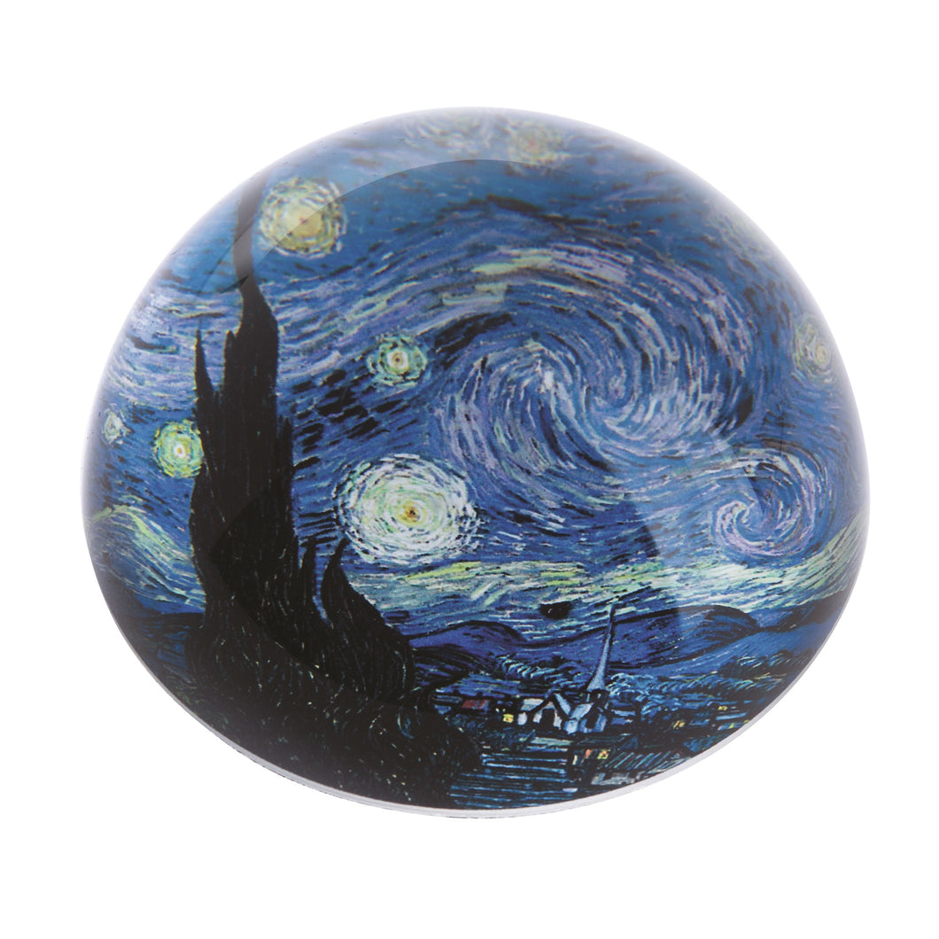 John Beswick Van Gogh - Starry Night Paperweight