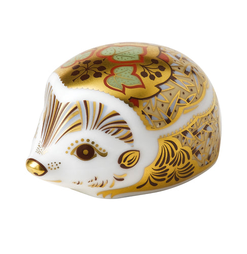 Royal Crown Derby Hedgehog Ivy - LAST FEW AVAILABLE!