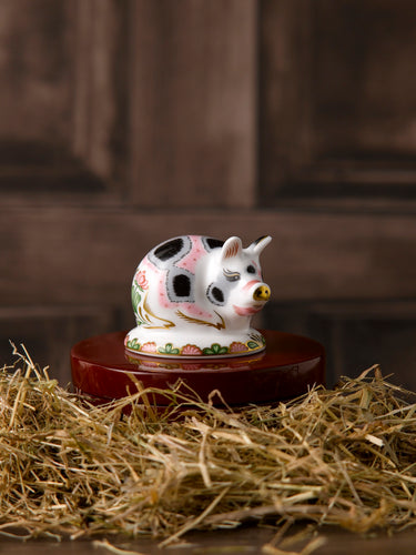 Royal Crown Derby Old Spot Piglet