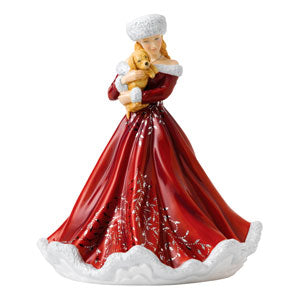 Royal Doulton Xmas Surprise 2018 22cm - LAST FEW AVAILABLE!