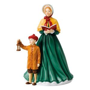 Royal Doulton A-Carolling 17cm - LAST FEW AVAILABLE!