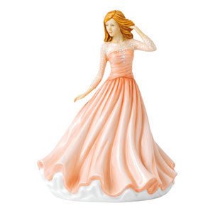 Royal Doulton Christina FOYPET 2019 18cm