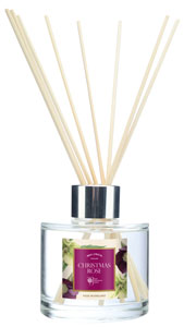 Wax Lyrical 100ml Reed Diffuser Christmas Rose - LAST FEW AVAILABLE!