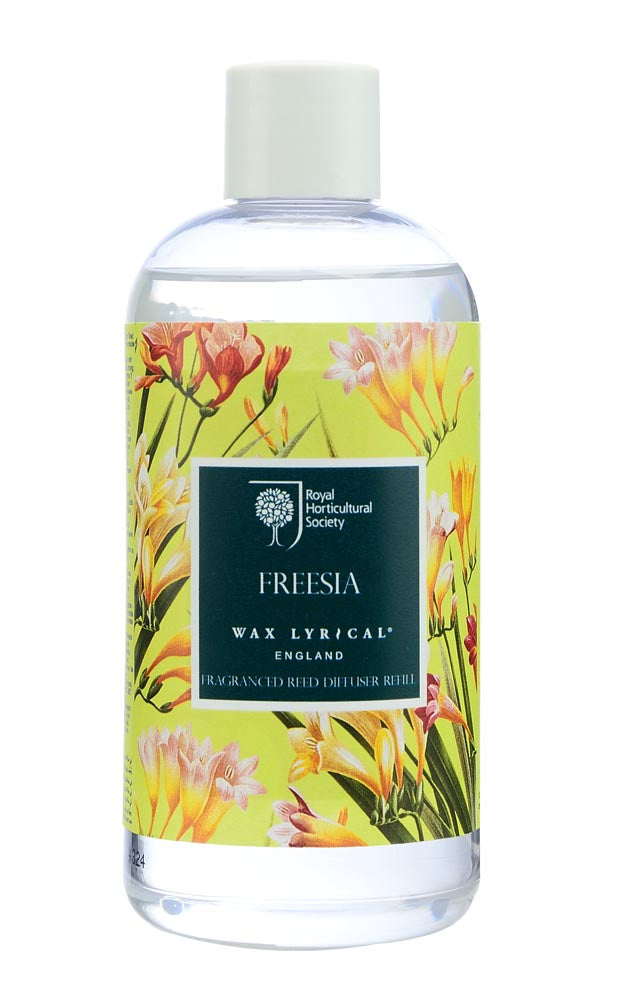 Wax Lyrical 250ml DIFFUSER REFILL FREESIA
