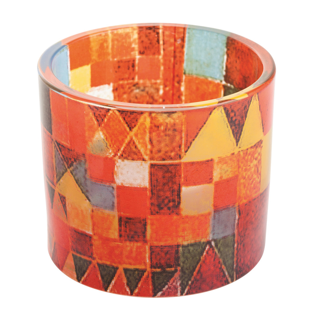 John Beswick Klee - Castle and Sun Tealight