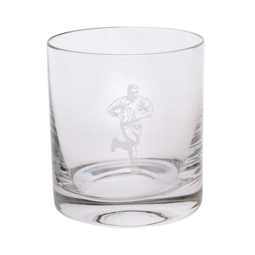 Dartington Sports & Occasions Rugby Tumbler