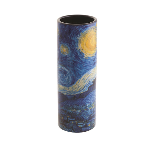 John Beswick Van Gogh - Starry Night Small Vase
