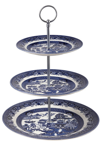 Churchill 3 Tier Cake Stand