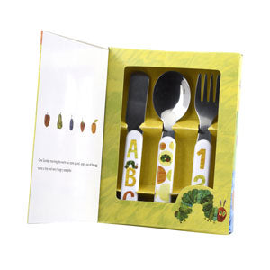 Portmeirion Very Hungry Caterpillar 3 Piece Cutlery Set