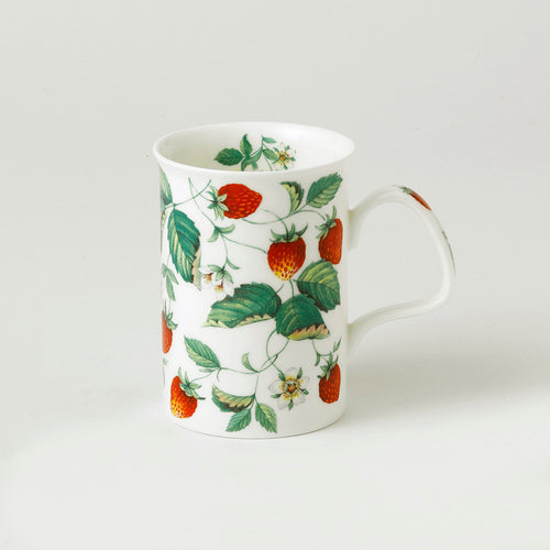 Roy Kirkham Strawberry Lancaster Mug