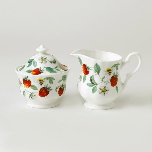 Roy Kirkham Strawberry Cream Jug
