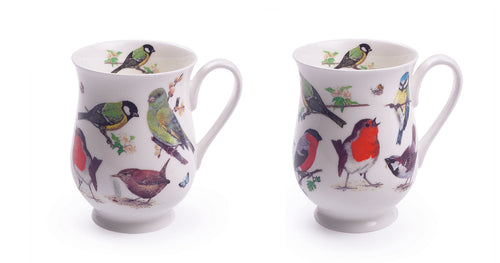 Roy Kirkham Garden Birds Eleanor Mug (two random designs available)