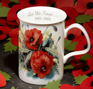 Roy Kirkham Lancaster Mug - LAST FEW AVAILABLE!