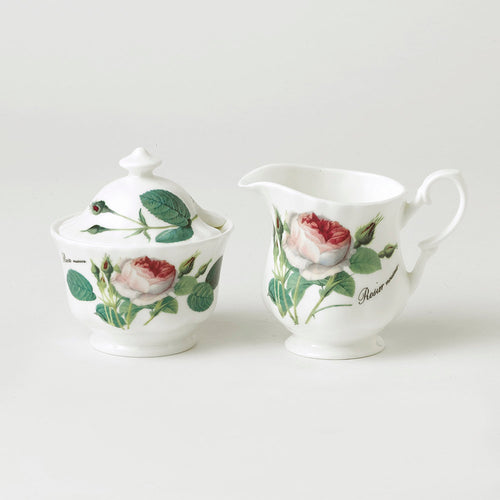 Roy Kirkham Redoute Rose Cream Jug