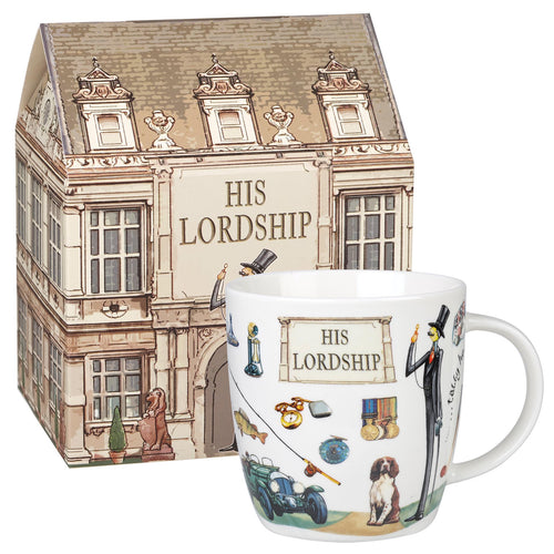 Churchill His Lordship Mug