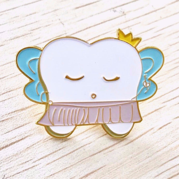 Princess Prophy Enamel Pin