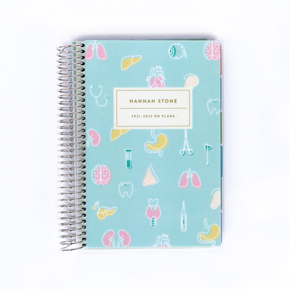 Medical / Nursing Planner - ORGANS BRIGHT
