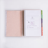 Medical / Nursing Planner - WILDFLOWERS BLUSH