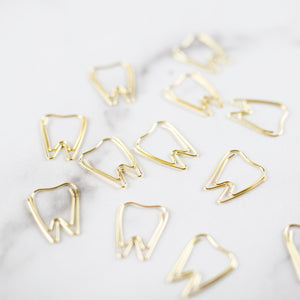 TOOTH PAPER CLIPS