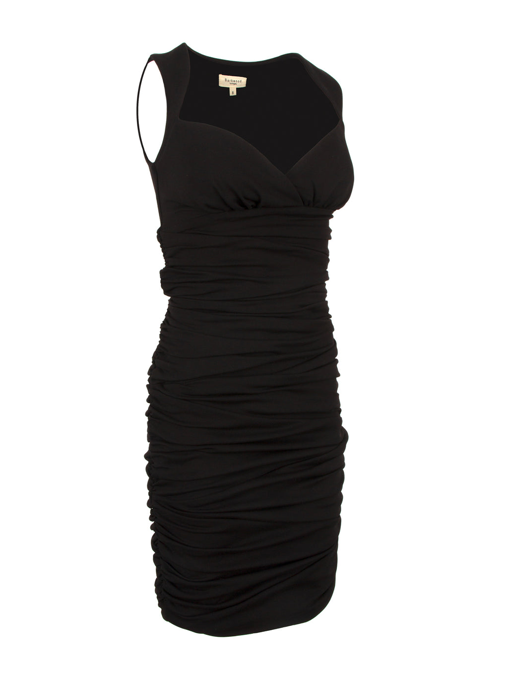Black Multi-Paneled Dress