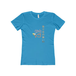 Women's The Boyfriend Tee - Original Cupcake Design