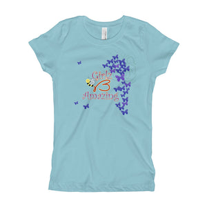 Girl's T-Shirt - Amazing Design