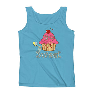 Ladies' Tank - Original Cup Cake Design