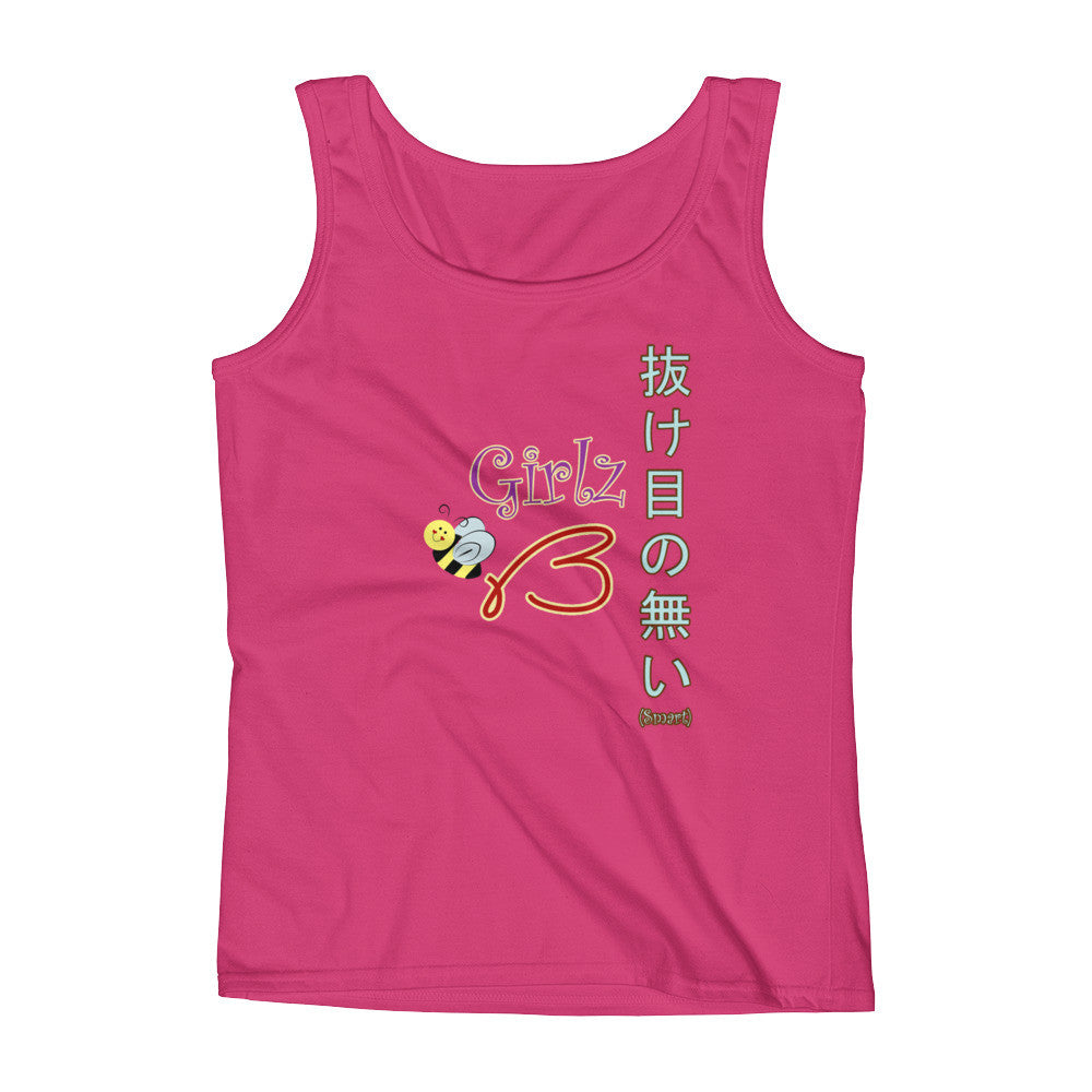 Ladies' Tank - Japanese (Smart) Design