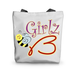 Tote Bag - Girlz B Logo Design