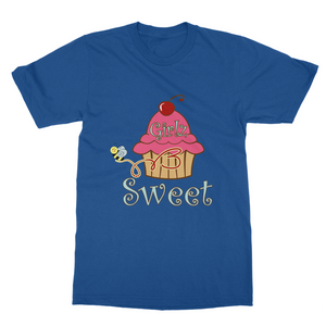Softstyle Ringspun T-Shirt - Original Cupcake Design