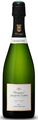 Champagne Brut Tradition 375ml, Jacques Copin