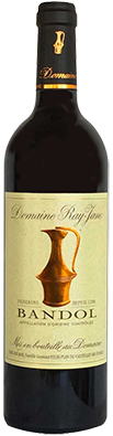 2012 Bandol Red, Domaine Ray-Jane