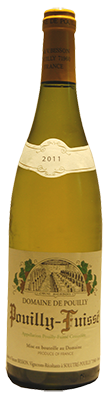 2014 Pouilly Fuisse, Domaine Besson