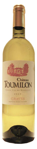 2009 Graves White, Chateau Toumilon